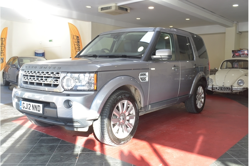Land Rover Discovery 4 3.0 HSE - Large 3