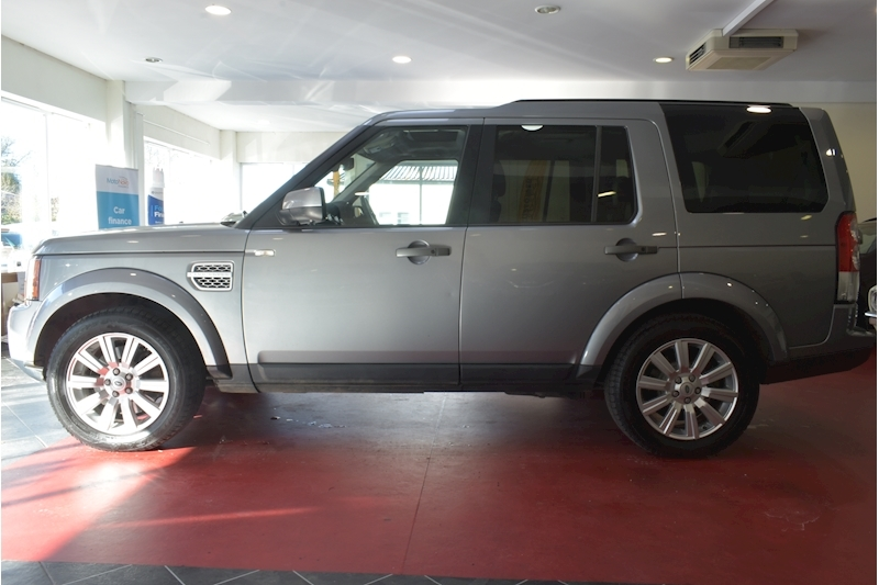 Land Rover Discovery 4 3.0 HSE - Large 4