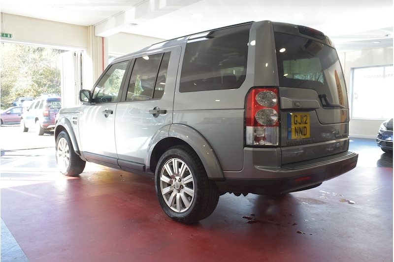 Land Rover Discovery 4 3.0 HSE - Large 5