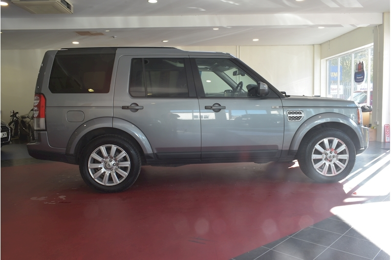 Land Rover Discovery 4 3.0 HSE - Large 7