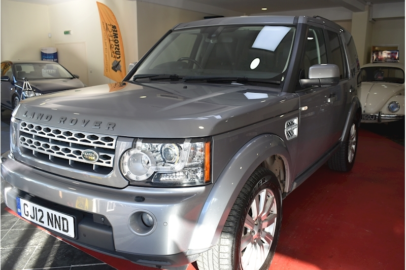 Land Rover Discovery 4 3.0 HSE - Large 28