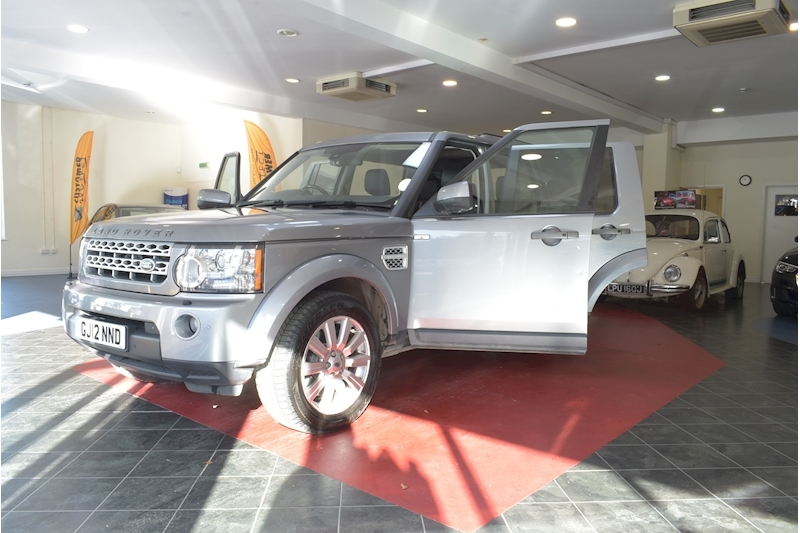 Land Rover Discovery 4 3.0 HSE - Large 47