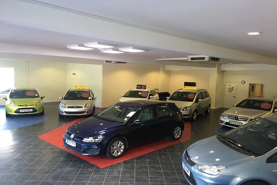 Ford Focus 1.6 Zetec Climate - Large 4