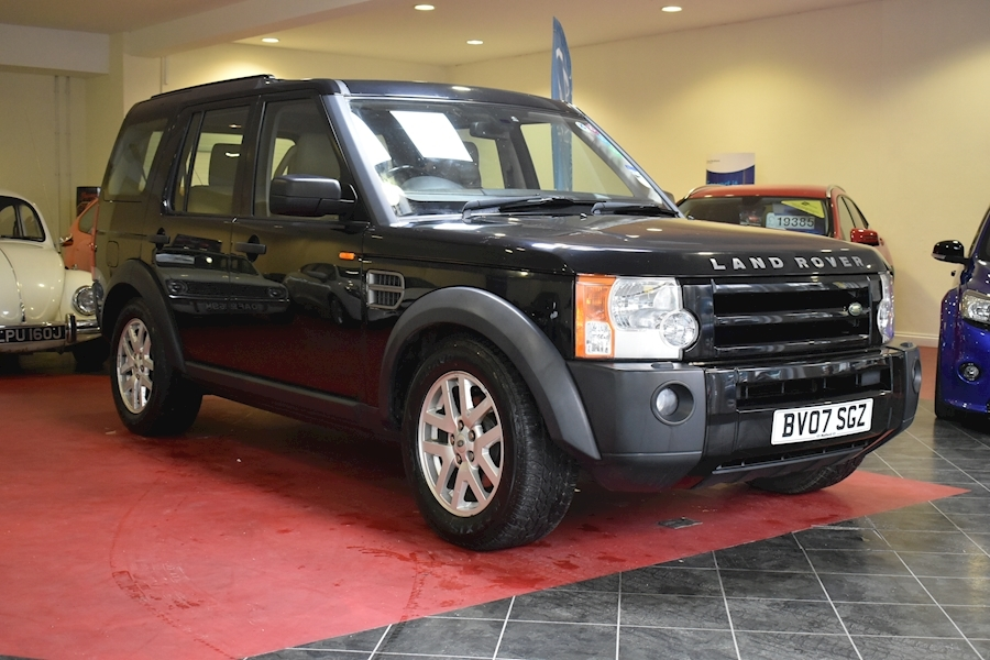 Land Rover Discovery 2.7 Tdv6 Xs E4 - Video