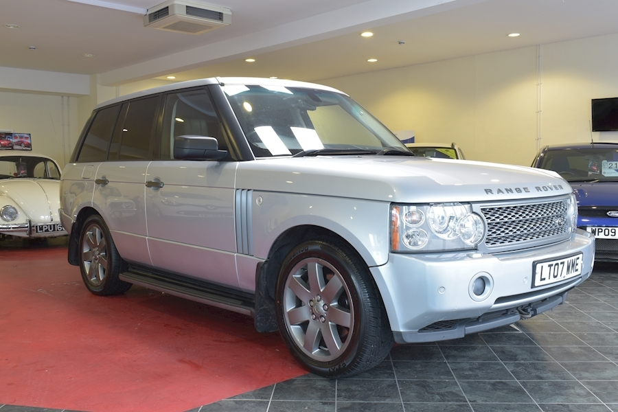 Land Rover Range Rover 3.6 07My Tdv8 Vogue Se - Video