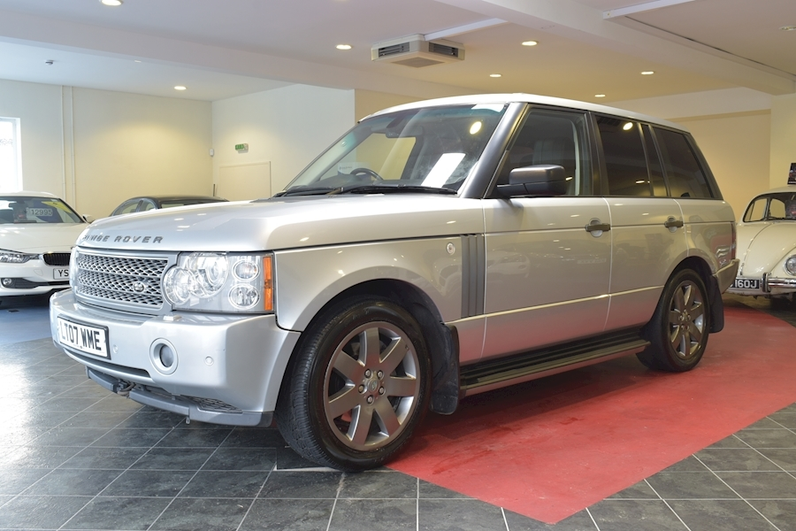 Land Rover Range Rover 3.6 07My Tdv8 Vogue Se - Large 2