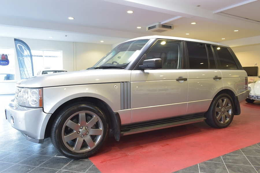 Land Rover Range Rover 3.6 07My Tdv8 Vogue Se - Large 3