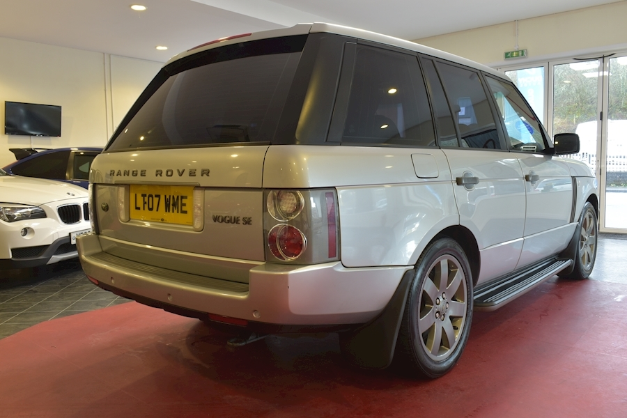 Land Rover Range Rover 3.6 07My Tdv8 Vogue Se - Large 8