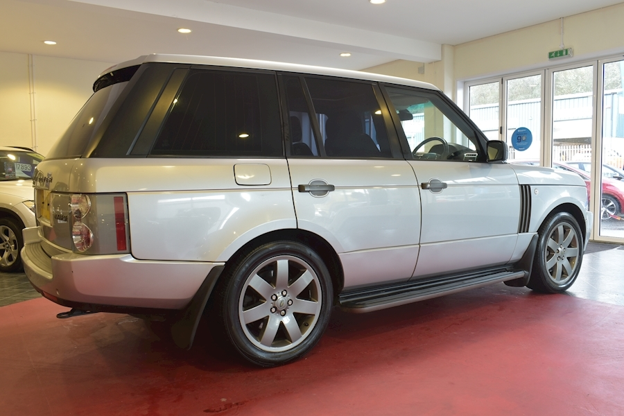 Land Rover Range Rover 3.6 07My Tdv8 Vogue Se - Large 9