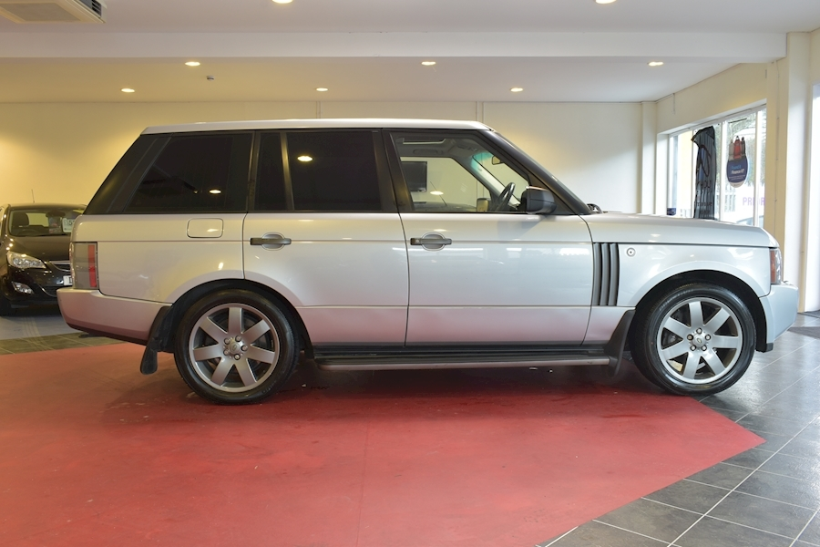 Land Rover Range Rover 3.6 07My Tdv8 Vogue Se - Large 10