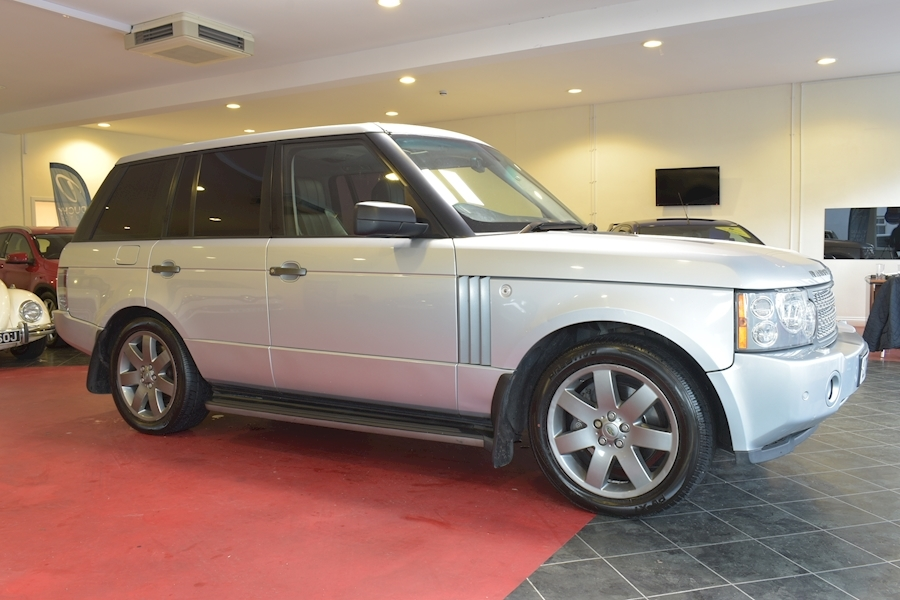 Land Rover Range Rover 3.6 07My Tdv8 Vogue Se - Large 11