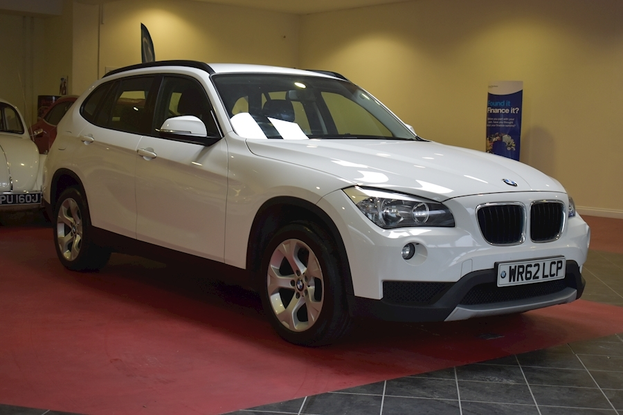 Bmw X1 2.0 Sdrive18d Se - Video
