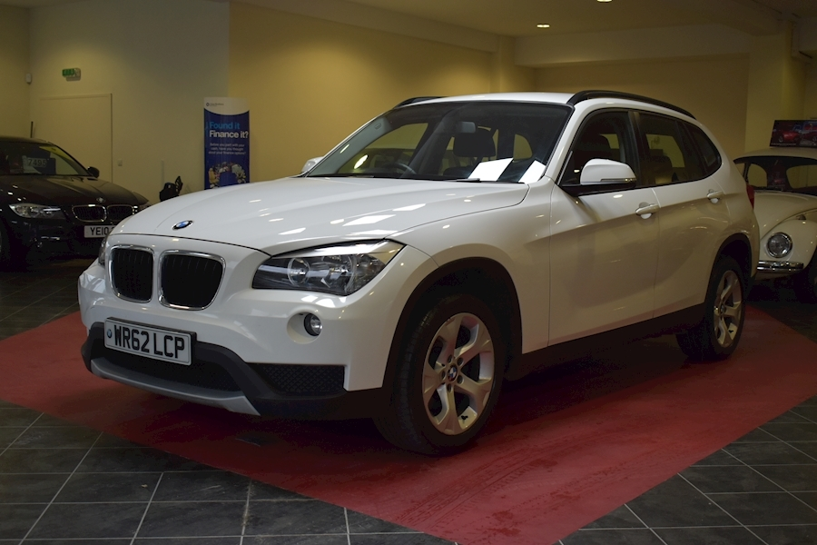 Bmw X1 2.0 Sdrive18d Se - Large 2