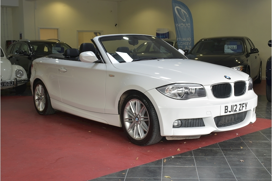 Bmw 1 Series 2.0 120D M Sport - Video
