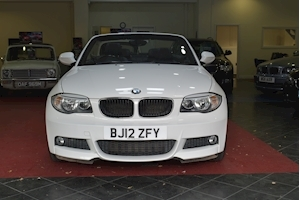 1 Series 120D M Sport Convertible 2.0 Manual Diesel