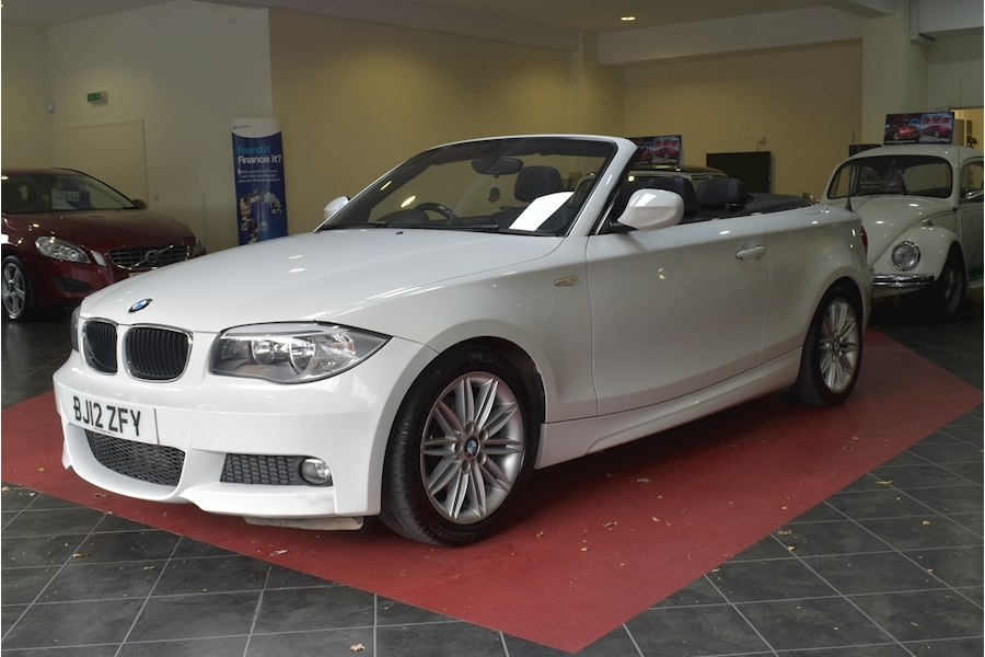 Bmw 1 Series 2.0 120D M Sport - Large 2