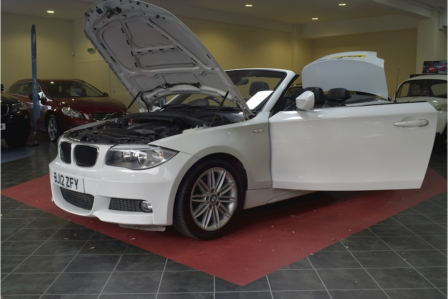 Bmw 1 Series 2.0 120D M Sport - Large 31