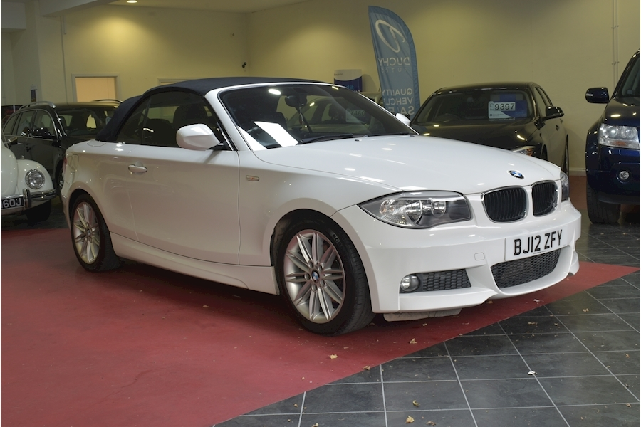 Bmw 1 Series 2.0 120D M Sport - Large 32