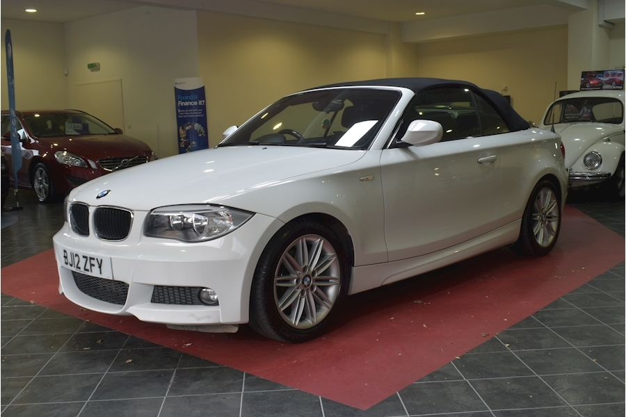 Bmw 1 Series 2.0 120D M Sport - Large 33