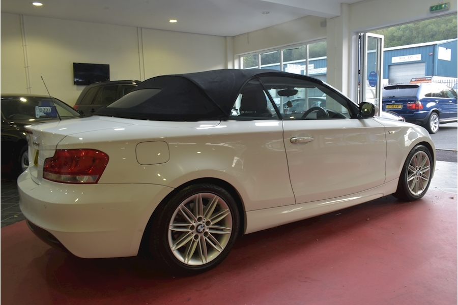 Bmw 1 Series 2.0 120D M Sport - Large 35