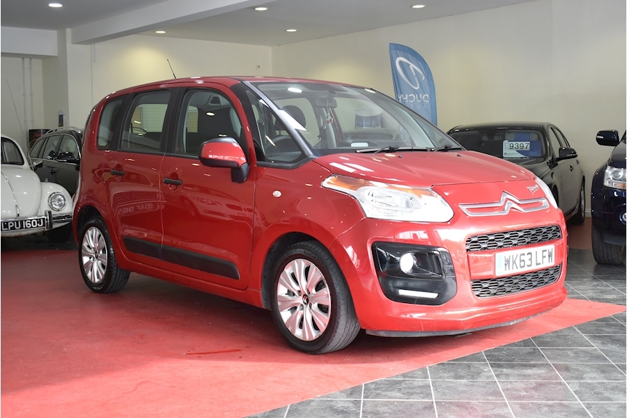 Citroen C3 1.6 Hdi Vtr Plus Picasso - Video
