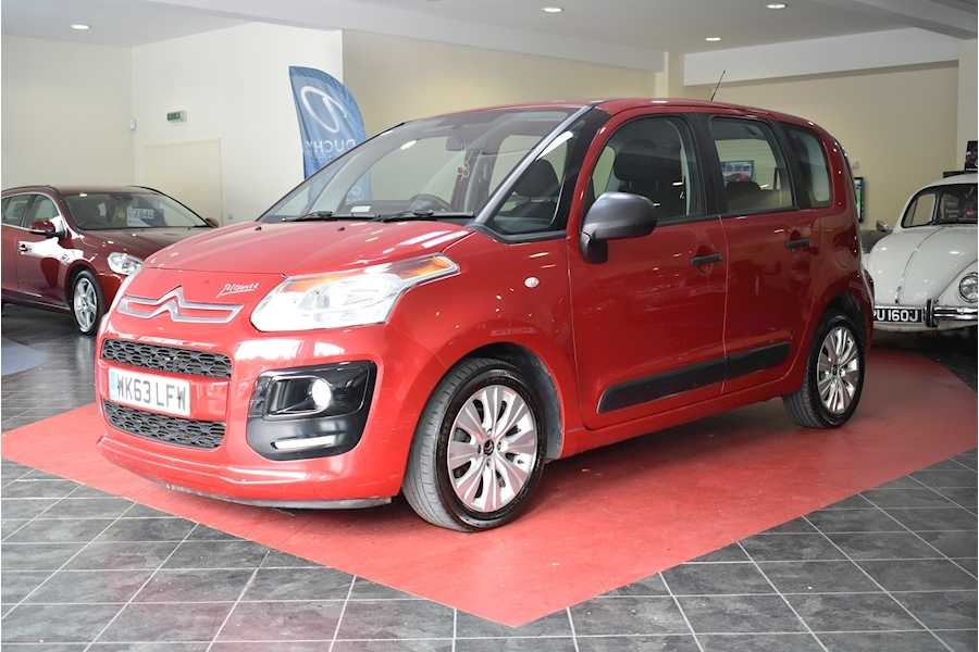 Citroen C3 1.6 Hdi Vtr Plus Picasso - Large 2