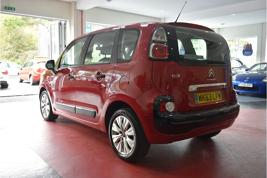 Citroen C3 1.6 Hdi Vtr Plus Picasso - Large 4