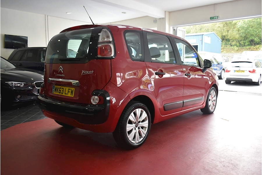 Citroen C3 1.6 Hdi Vtr Plus Picasso - Large 6