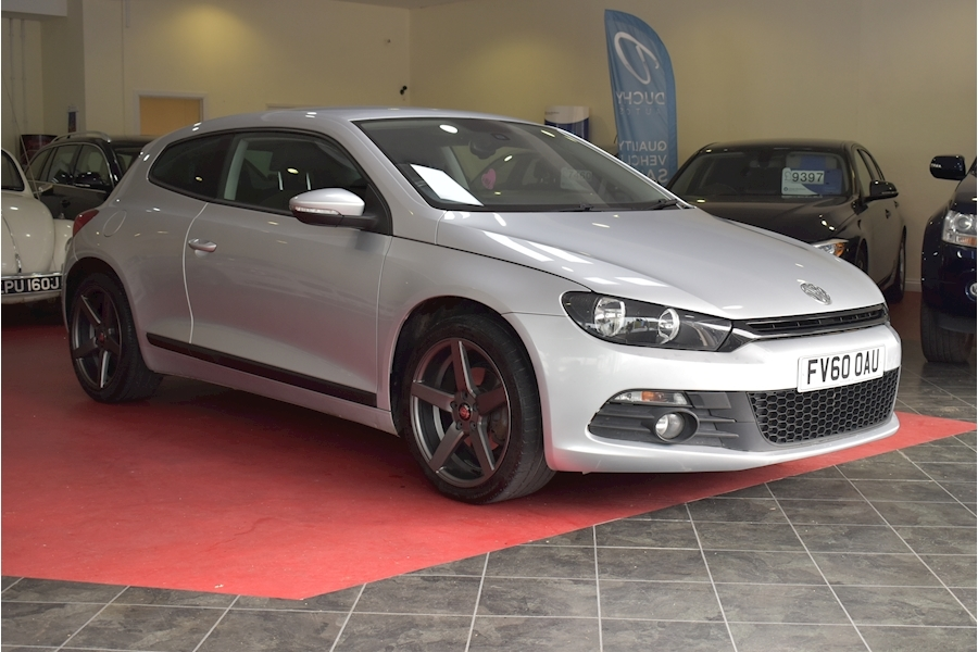 Scirocco Gt Tdi Coupe 2.0 Manual Diesel