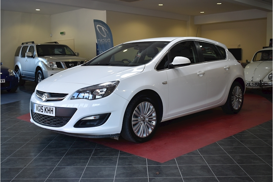 Vauxhall Astra 1.6 Excite - Large 2