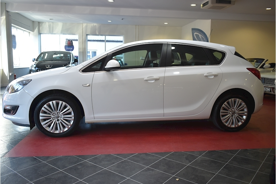 Vauxhall Astra 1.6 Excite - Large 3