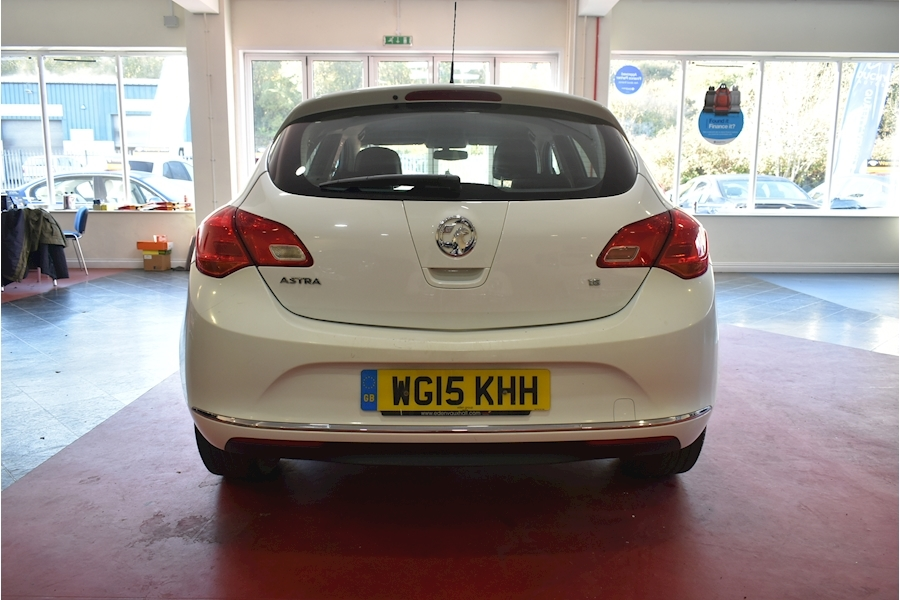 Vauxhall Astra 1.6 Excite - Large 5