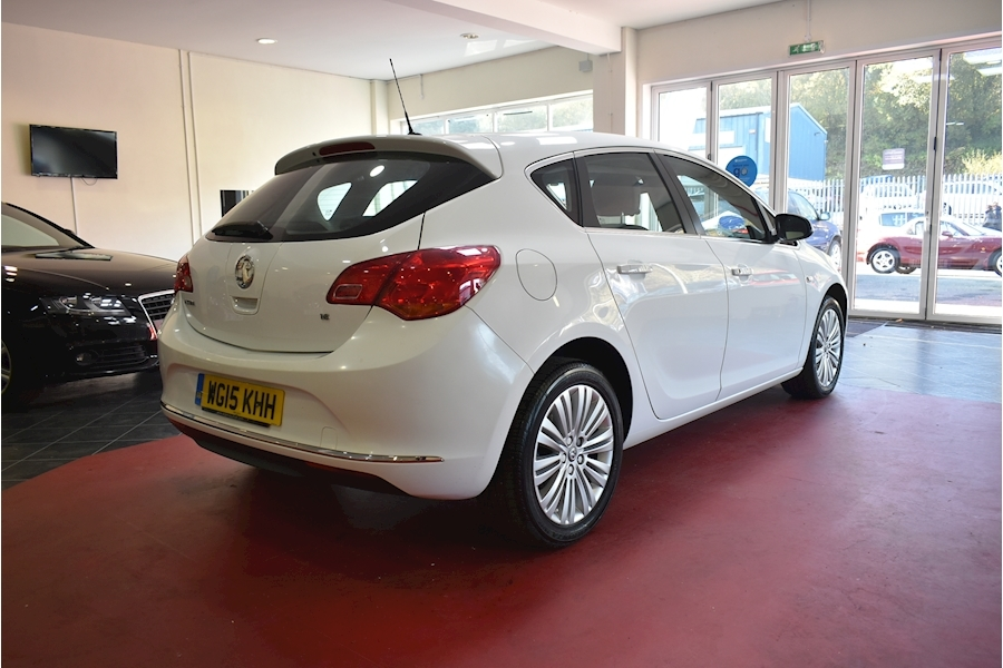 Vauxhall Astra 1.6 Excite - Large 6