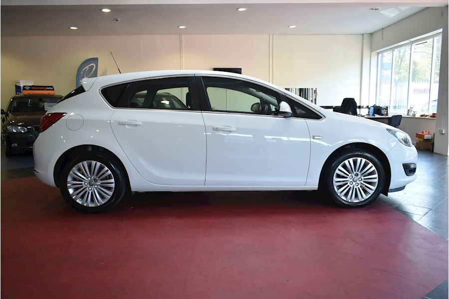 Vauxhall Astra 1.6 Excite - Large 7