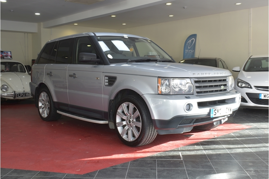 Land Rover Range Rover Sport 2.7 Tdv6 Se - Video