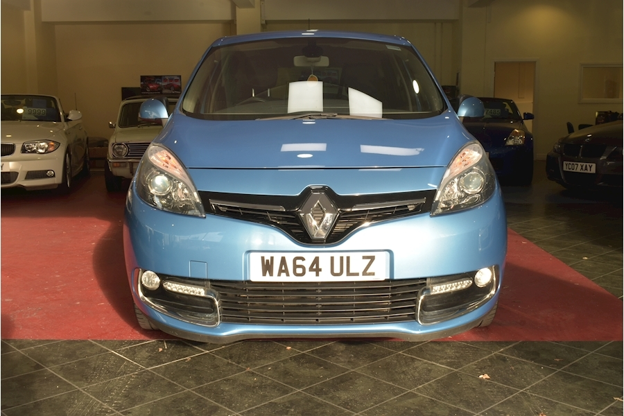 Renault Scenic 1.5 Dynamique Tomtom Dci S/S - Large 1