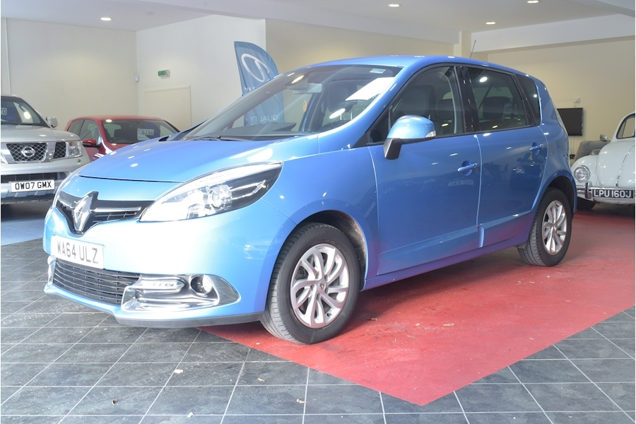 Renault Scenic 1.5 Dynamique Tomtom Dci S/S - Large 2