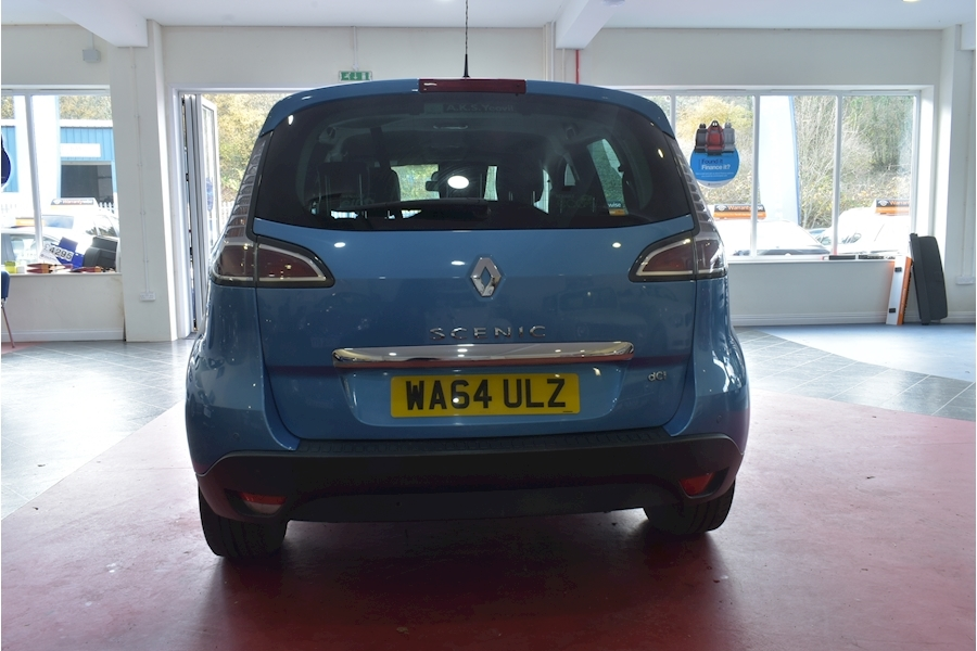 Renault Scenic 1.5 Dynamique Tomtom Dci S/S - Large 4