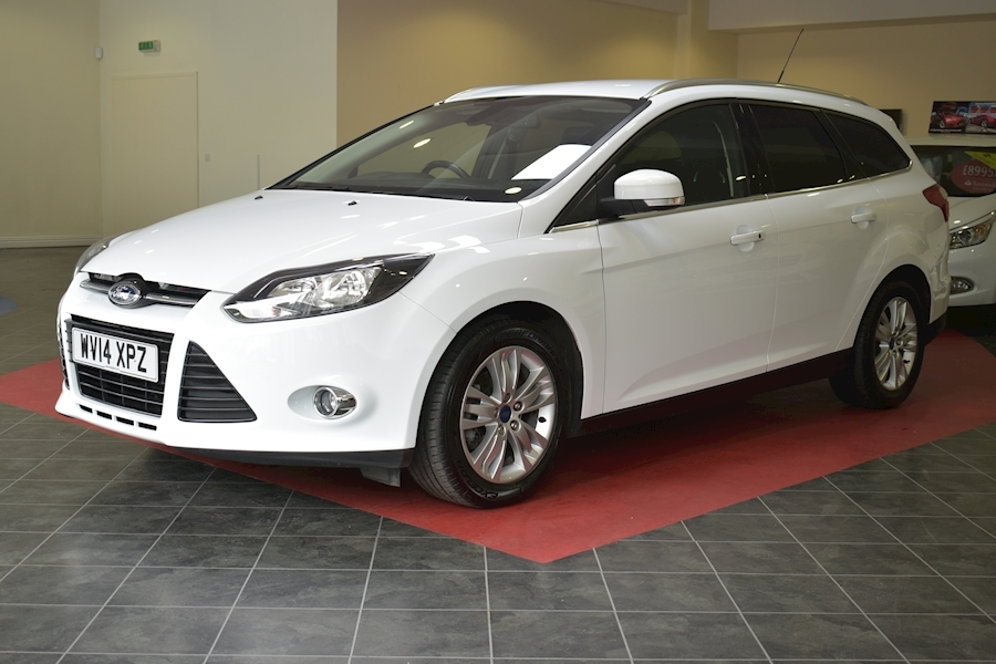 Ford Focus 1.6 - Large 2