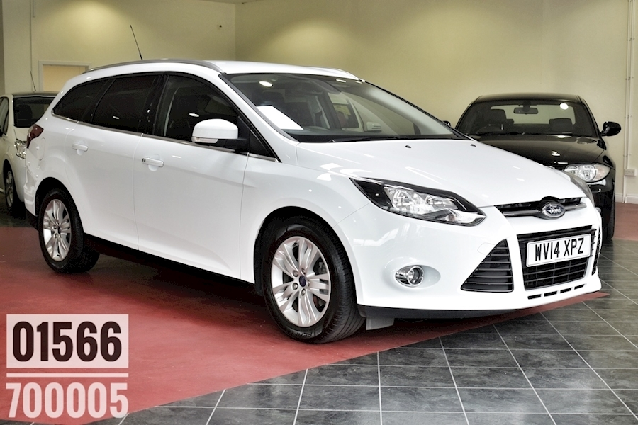 Ford Focus 1.6 - Large 0