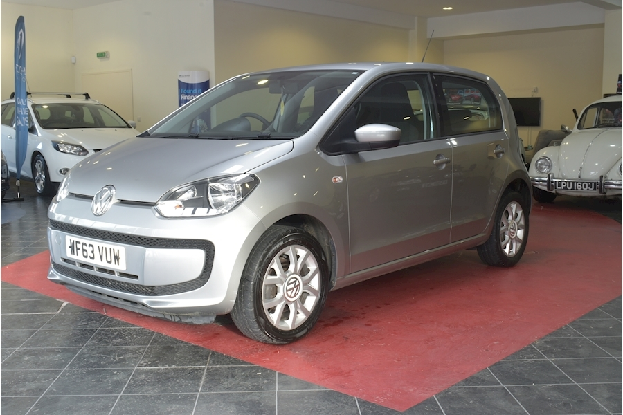 Volkswagen Up 1.0 Move Up - Large 2
