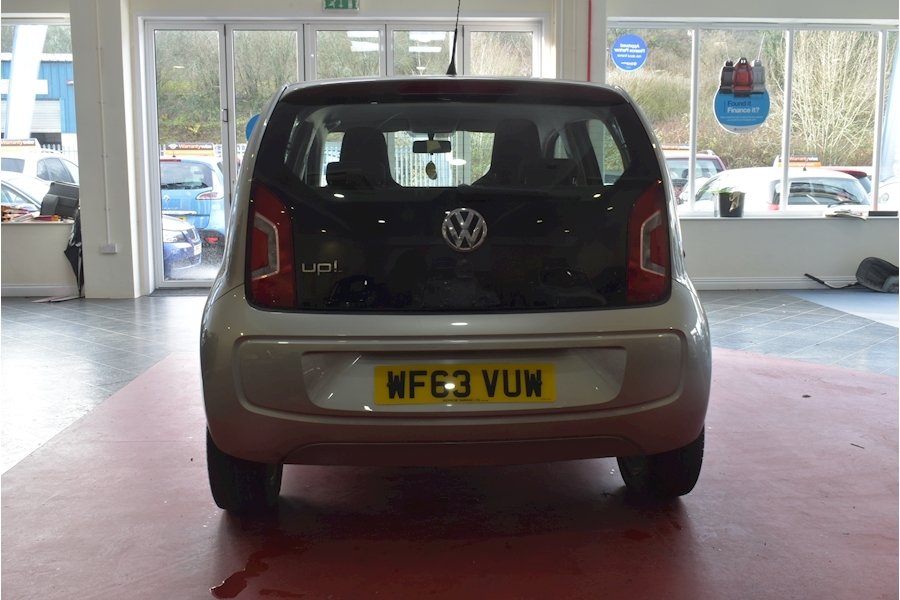 Volkswagen Up 1.0 Move Up - Large 5