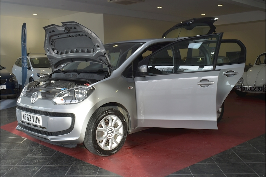 Volkswagen Up 1.0 Move Up - Large 45
