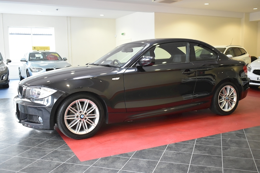Bmw 1 Series 2.0 120D M Sport - Large 3