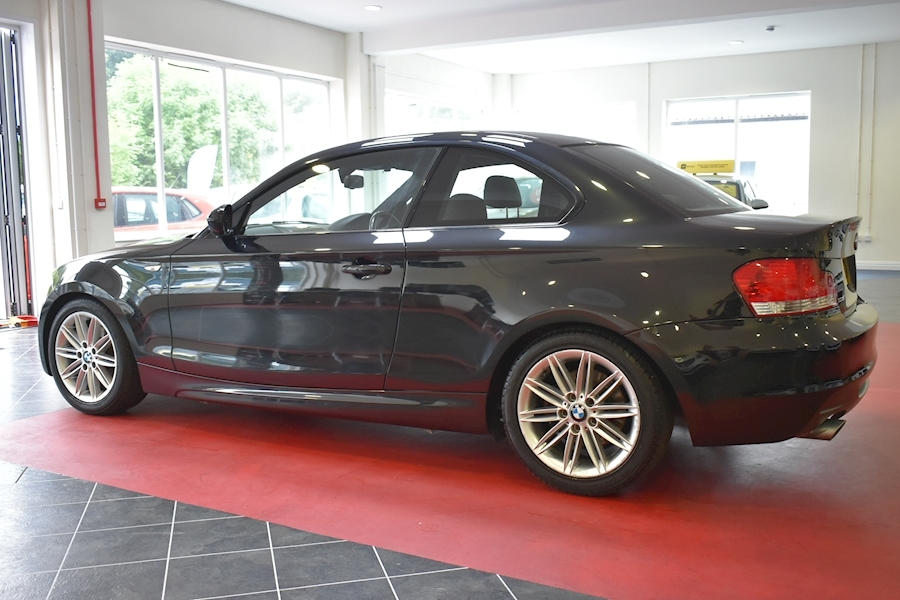 Bmw 1 Series 2.0 120D M Sport - Large 4