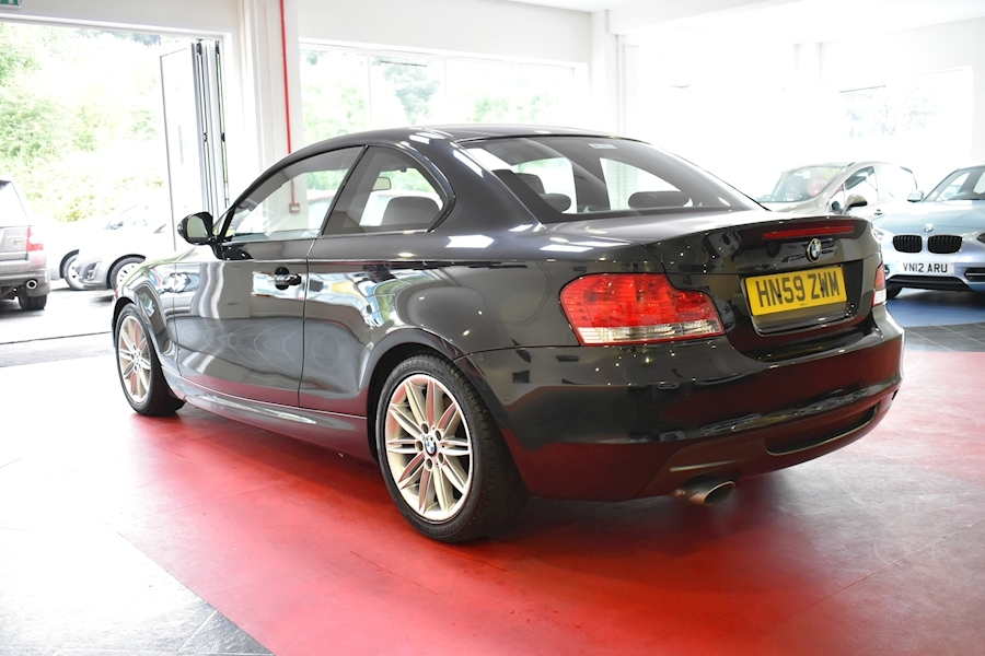 Bmw 1 Series 2.0 120D M Sport - Large 5