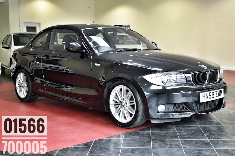 Bmw 1 Series 2.0 120D M Sport - Large 0