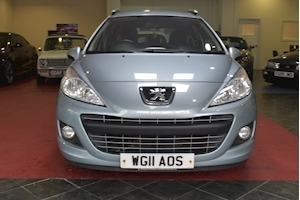 207 Hdi Sw Active Estate 1.6 Manual Diesel