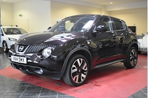 Juke N-Tec Hatchback 1.6 Manual Petrol