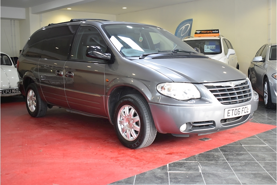 Chrysler Voyager 2.8 Grand Limited - Video